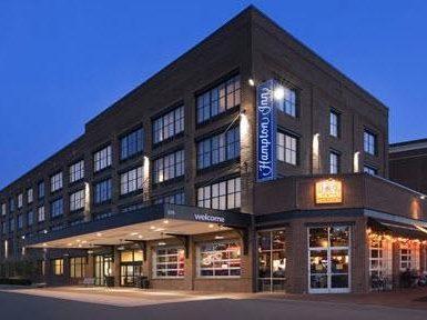 Hampton Inn VOP by Hilton Huntsville AL
