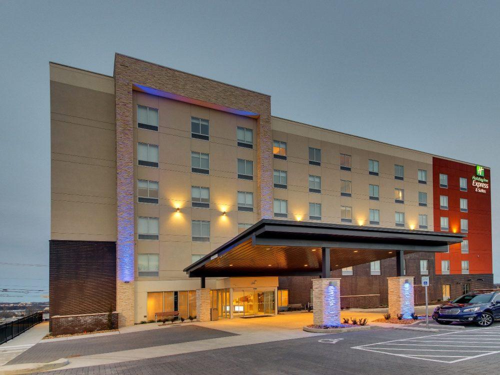 Holiday Inn Express, Nashville TN